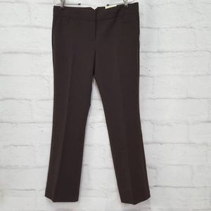Van Heusen Studio Modern Fit Stretch Black Pants